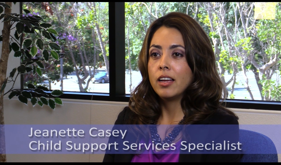 Jeanette Casey Child Support Services Specialists