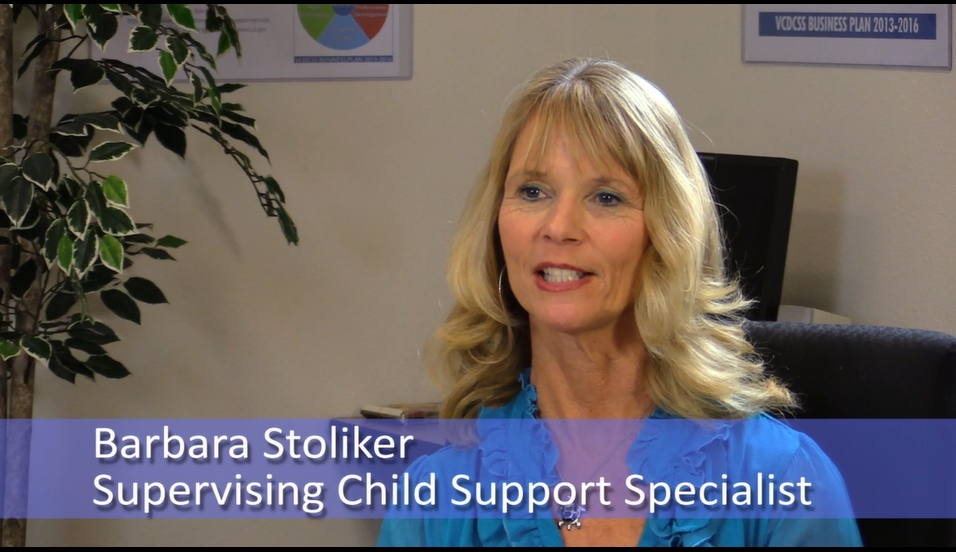 Barbara Stoliker Supervising Child Support Specialists