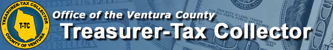 Treasurer-Tax Collector Banner