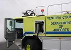 Oxnard Airport ARFF Vehicle