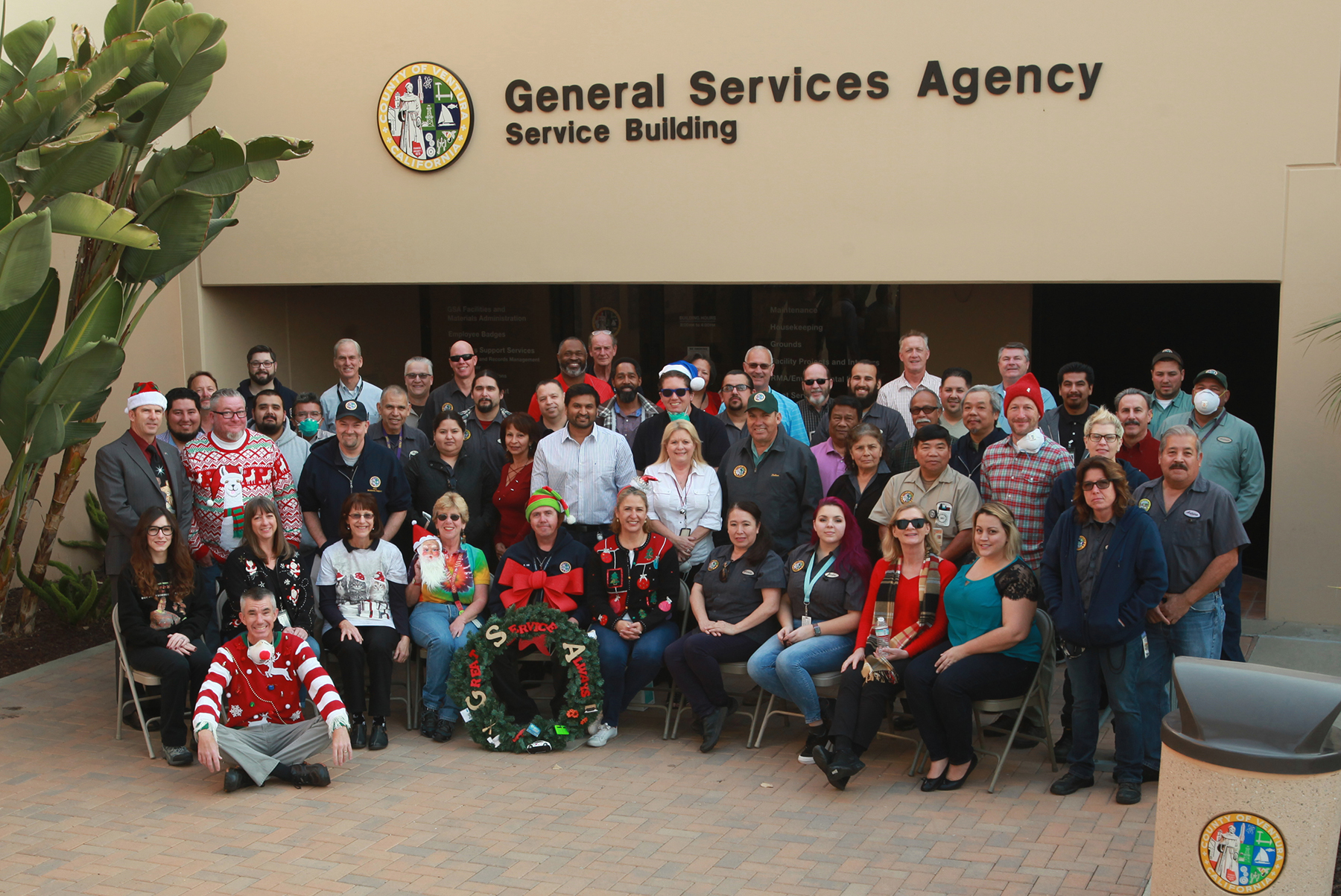 2017 GSA Holiday Picture
